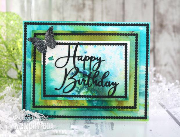 Framed-birthday