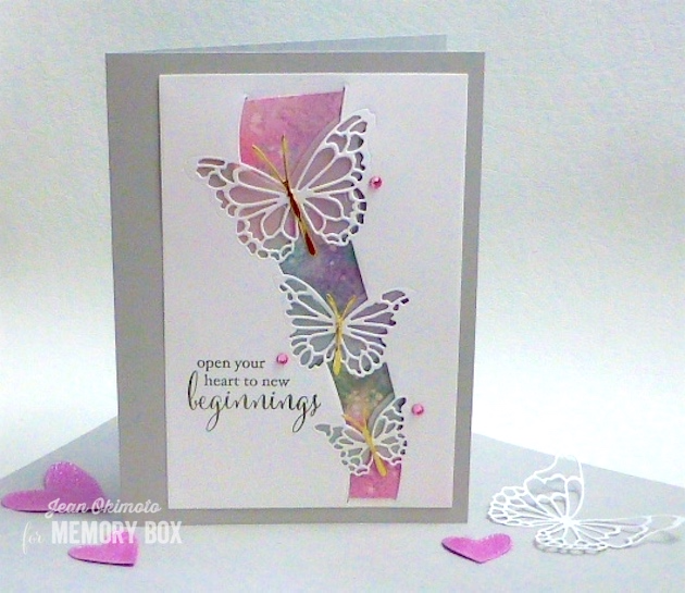 MemoryBoxButterflySwell-MemoryBoxButterflyEnsemble-MemoryBoxMorningGardenButterflies-MemoryBoxBeginnings-JeanOkimoto-WatercoloredCards-WatercoloredButterflyCards-WatercololredButterflies-ImagineCrafts-MementoLuxe-ImpressCardsAndCrafts