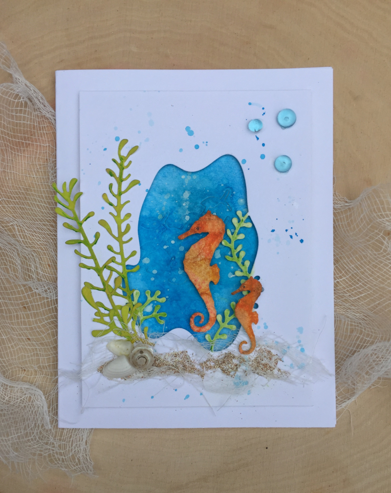 Ocean card 2017