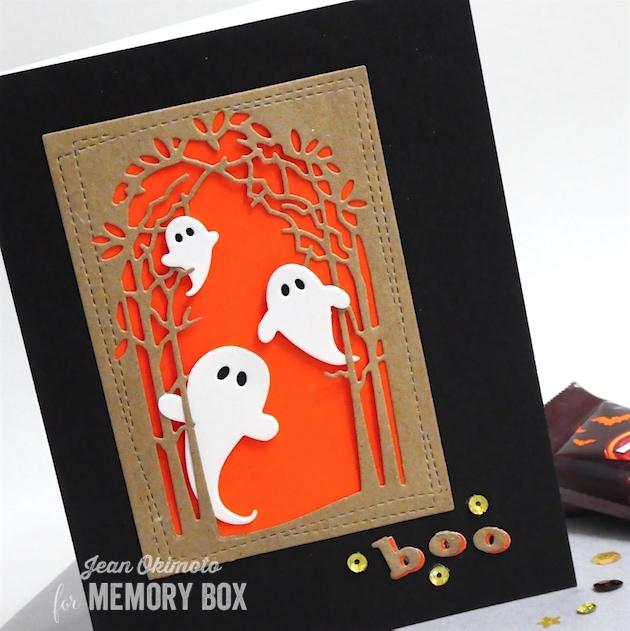 MemoryBoxSwirlingGhosts-MemoryBoxPlayfulBoo-MemoryBoxGroveCollage-MemoryBoxRectangleBasics-Memory BoxWrappedStitchRectangles-MemoryBoxClutchOfEggs-JeanOkimoto-HalloweenCards-MemoryBoxHalloweenCards-DiecutHalloweenCards