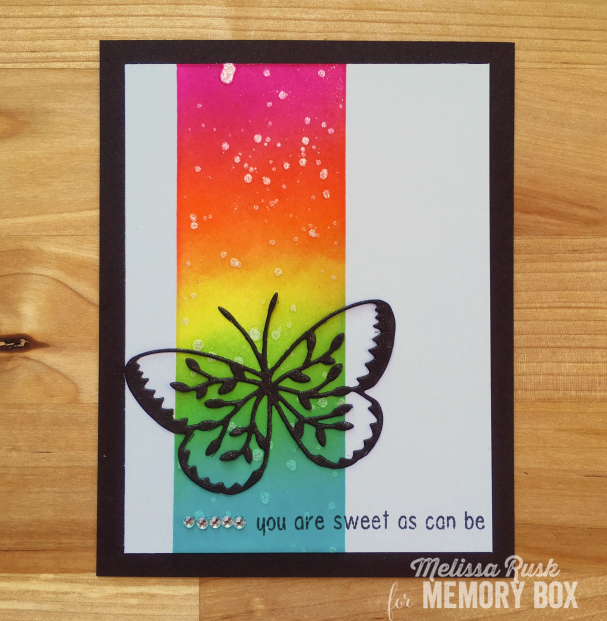 Bee Yourself clear stamp set