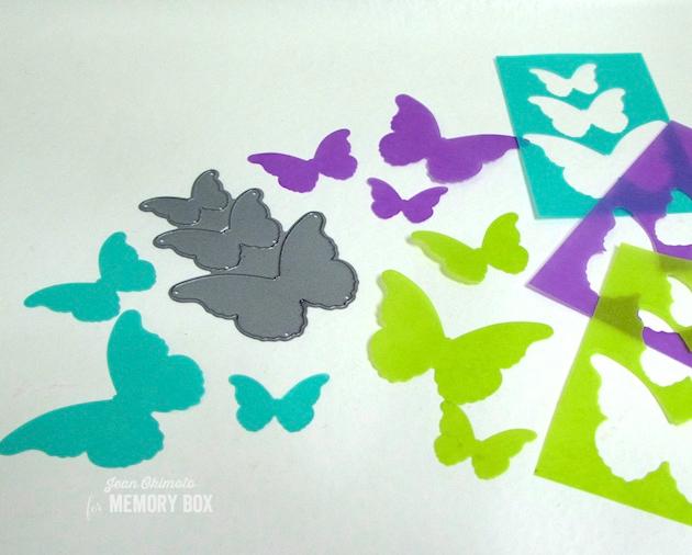 MemoryBoxCascadiaButterflyTrio-MemoryBoxButterflies-MemoryBoxCraftDies-JeanOkimoto-VellumButterflies-VellumDiecuts-ButterflyDiecuts