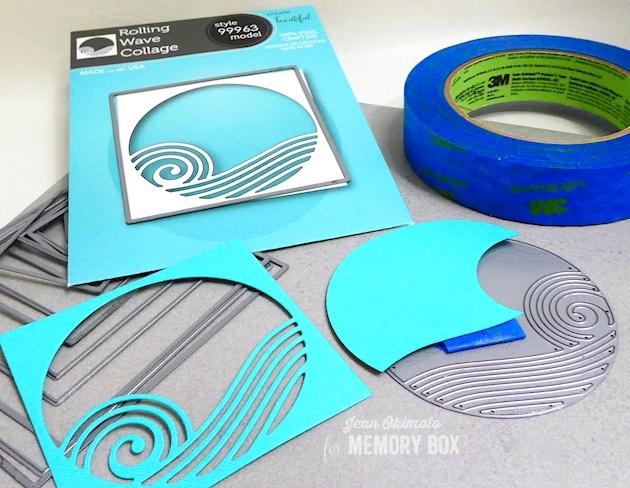 MemoryBoxRollingWaveCollage-JeanOkimoto-ImpressCardsAndCrafts
