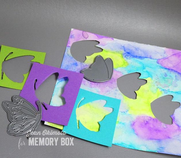 MemoryBoxFlitterSideButterfly-JeanOkimoto-MemoryBoxButterflies-WatercoloredButterflies