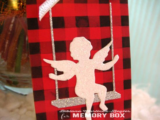 Val cupidon swing detail