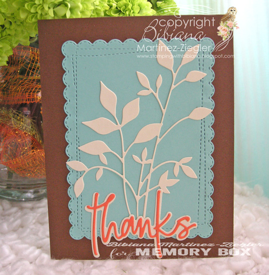 Thnaks leaves front