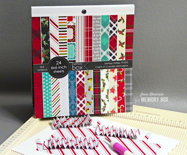 MemoryBoxJoyAiryScript, MemoryBoxWrapped StitchRectangles, MemoryBoxCircleBasics, MemoryBoxDashingHoliday6x6Pack, MemoryBoxDashingStripesAndDots6x6Pack, RosetteCards, JeanOkimoto, HandmadeHolidayCards, DiecutHolidayCards, ImpressCardsAndCrafts