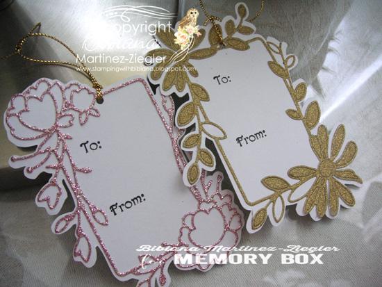 Gift tags last