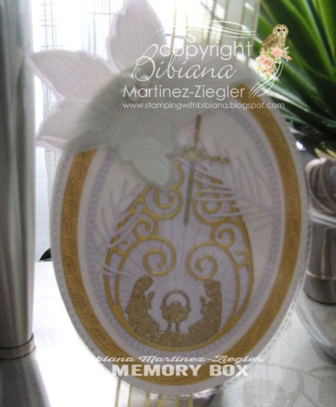 Xmas nativity bookmark front 2