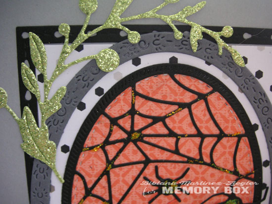 Hallloween witch detail