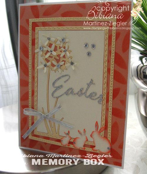 94435 Gilia Flower Frame