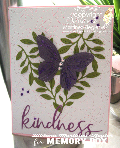 Kindness butterfly last