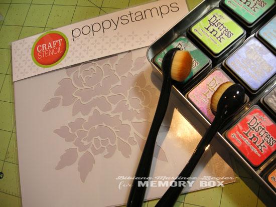 Stencil PPS supplies