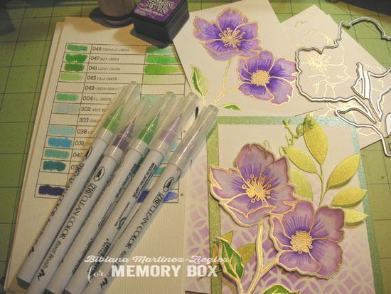 Easter violet flower supplies