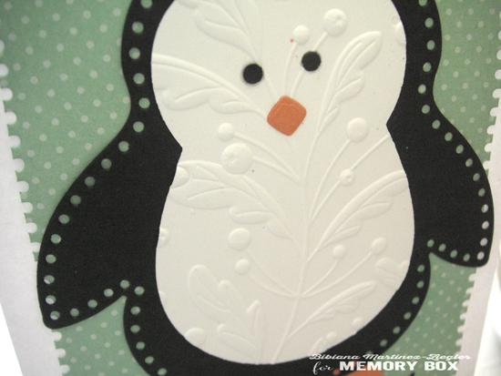 Penguin paper detail