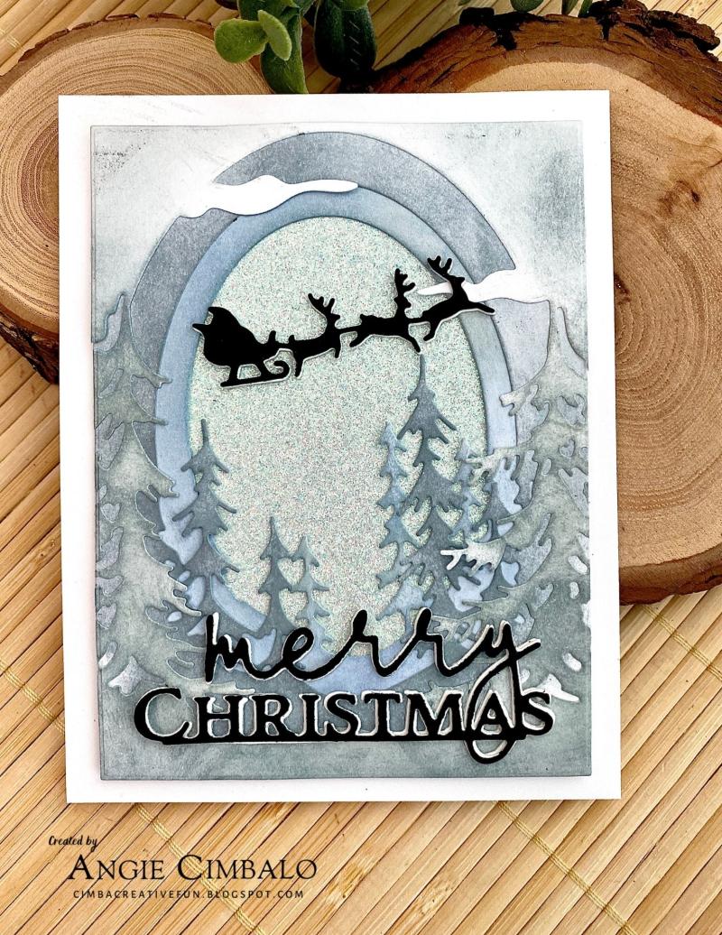 Sleigh Christmas 1
