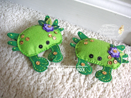 Crab green front