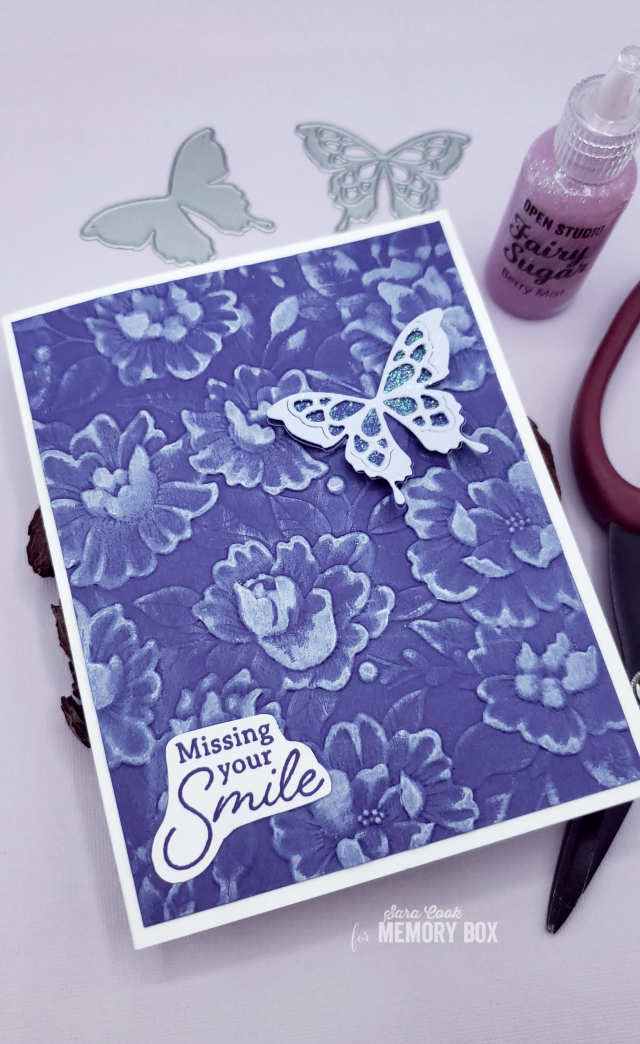 94578 Glade Butterfly craft die