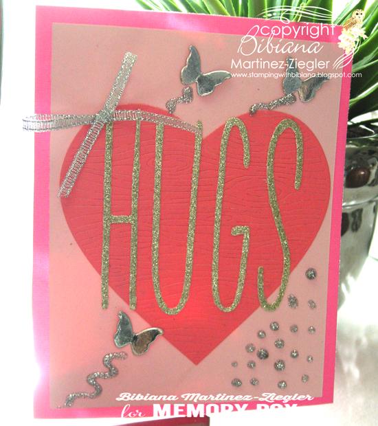 Val pink heart hugs last