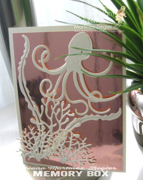 Rose octopus last