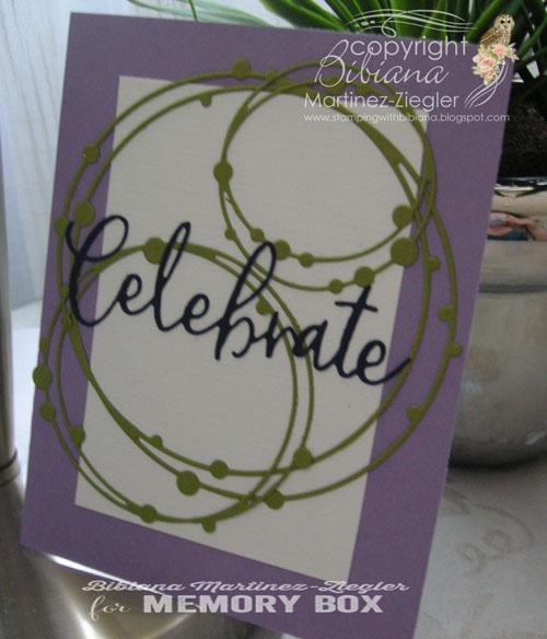 Celebrate circles last