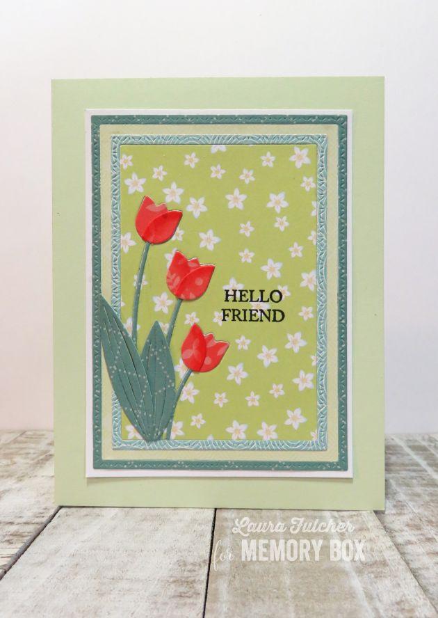 94440 Tulip Trio Frame