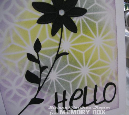 Hello stencils detail