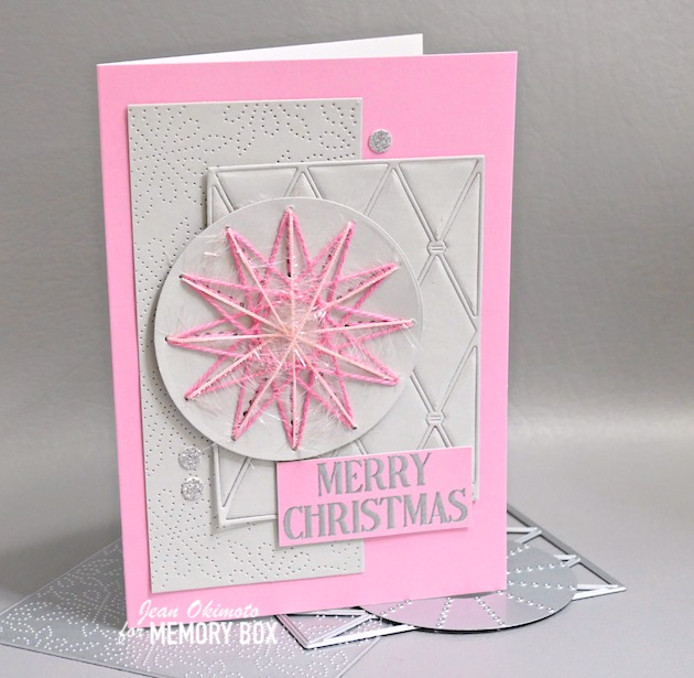 CL5261-D Spirit of Christmas clear stamp and die set