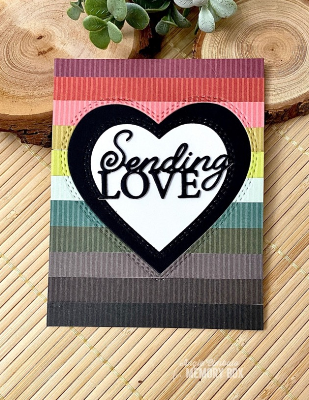 Stripes Sending