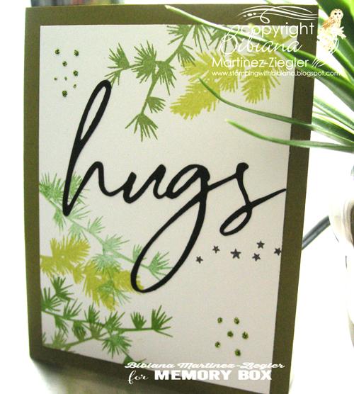 Pines hugs last