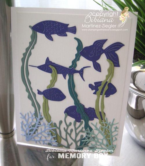 School fish front