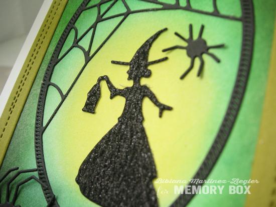 Slim light witch detail