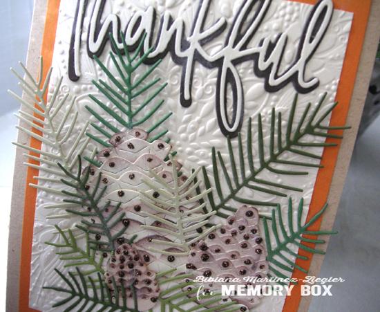 Pines thankful detail