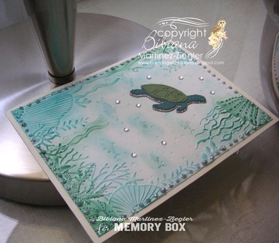 Turtle & background last