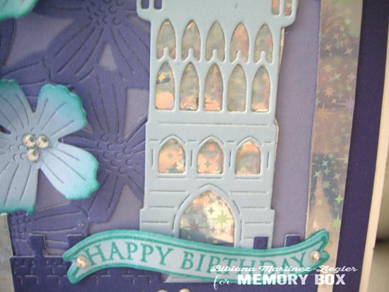 Castle holog detail