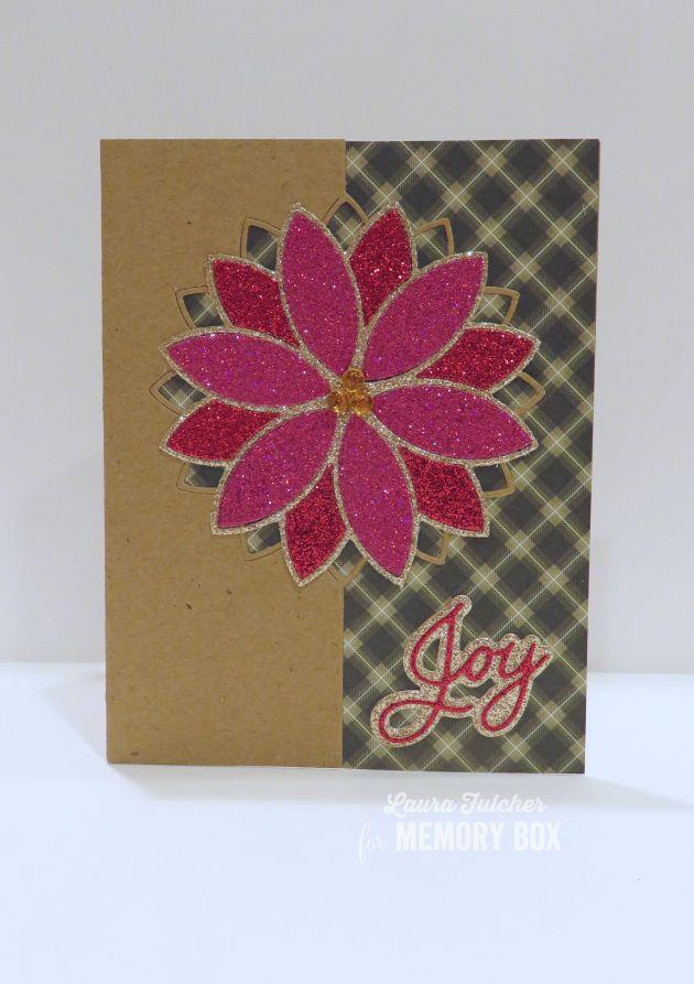 94591 Joy Posh Script craft die