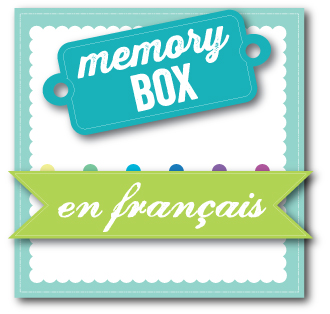 Memory Box french blog